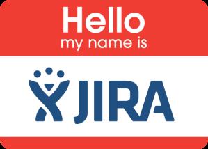 JIRA nametag